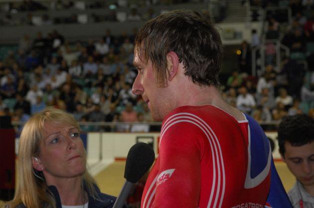 BBC interview Wiggins