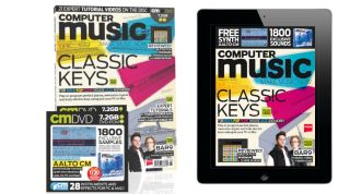 Computer Music issue 191, June 2013 – CLASSIC KEYS | MusicRadar
