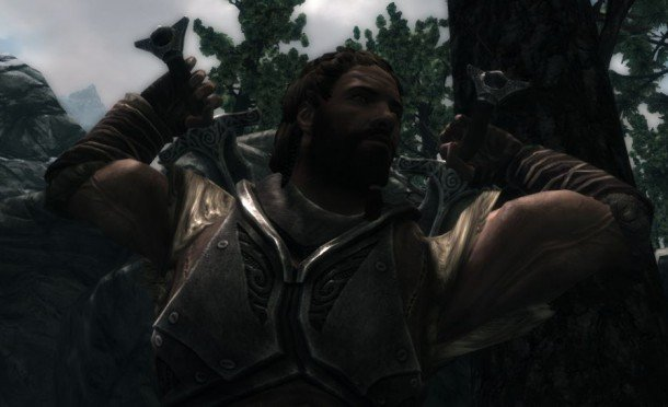 the best skyrim mods: immersive animations