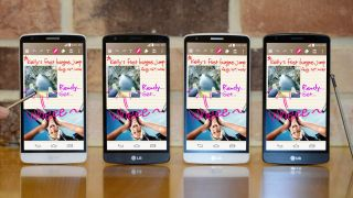 LG G3 Stylus brings pen control but misses out on headline specs