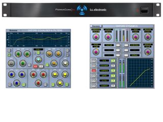 The Oxford EQ and Dynamics processors are included