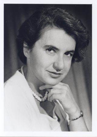 Rosalind Franklin, NIH