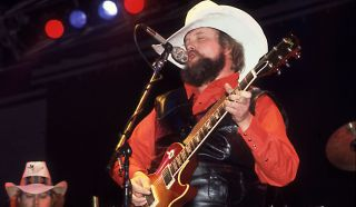 Charlie Daniels performs live on 8/12/83 in Chicago