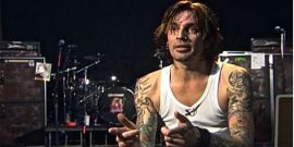 Tommy Lee's Feud With His Son Won't Quit