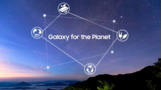 Samsung has committed itself to green goals