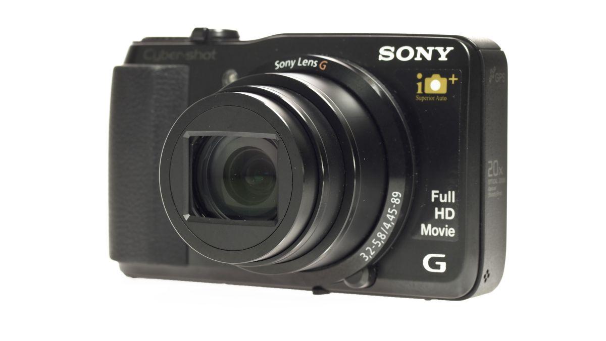 Sony HX20V review