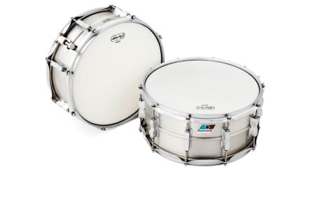 The Acrolite Classic and Limited Edition are the same drum, but the latter has a 'brushed aluminium'-style hardware finish