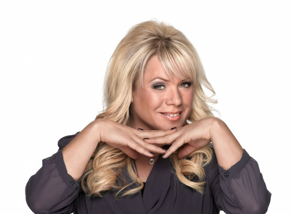 Letitia Dean as Sharon (BBC/Dan Goldsmith)