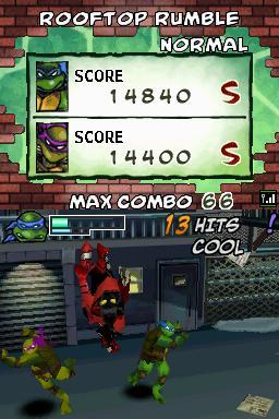 Teenage Mutant Ninja Turtles: Arcade Attack review   GamesRadar+