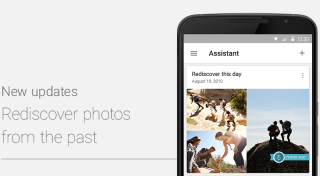 Google Photos Rediscover