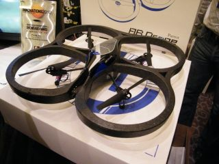 Parrot's AR Drone