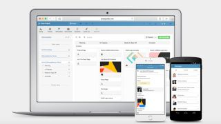 Project management software for designers