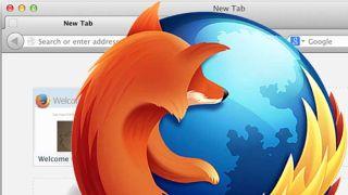 Firefox new tab