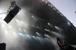 Metallica Tours Europe with Meyer Sound