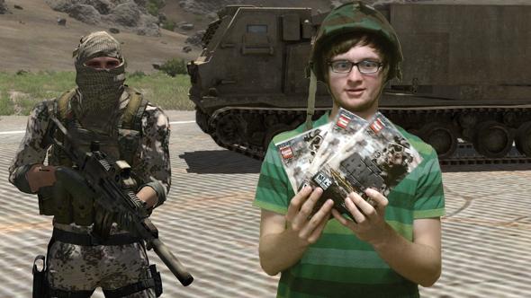 arma 2 or arma 2 operation arrowhead