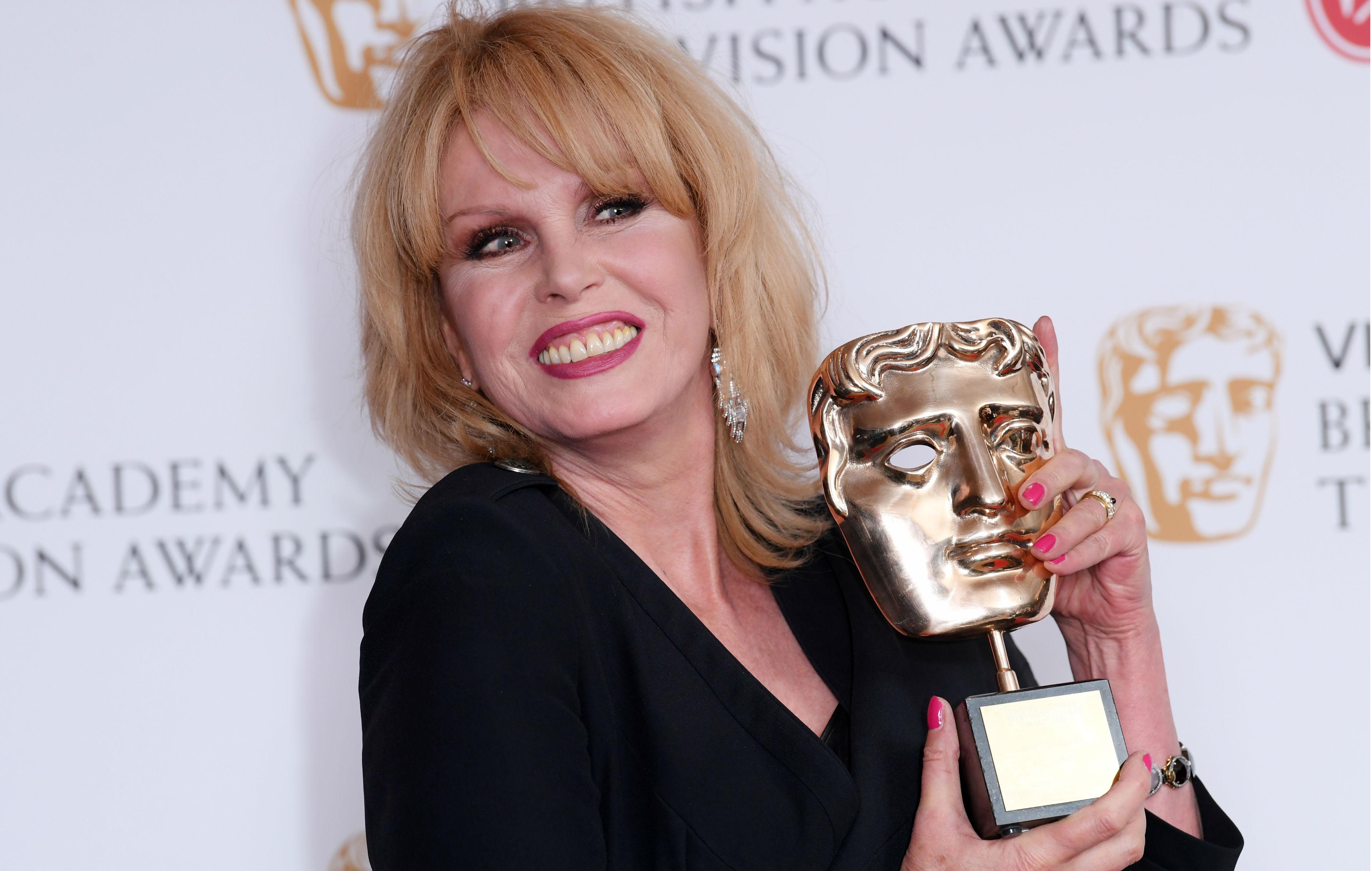 Joanna Lumley, BAFTA fellowship award