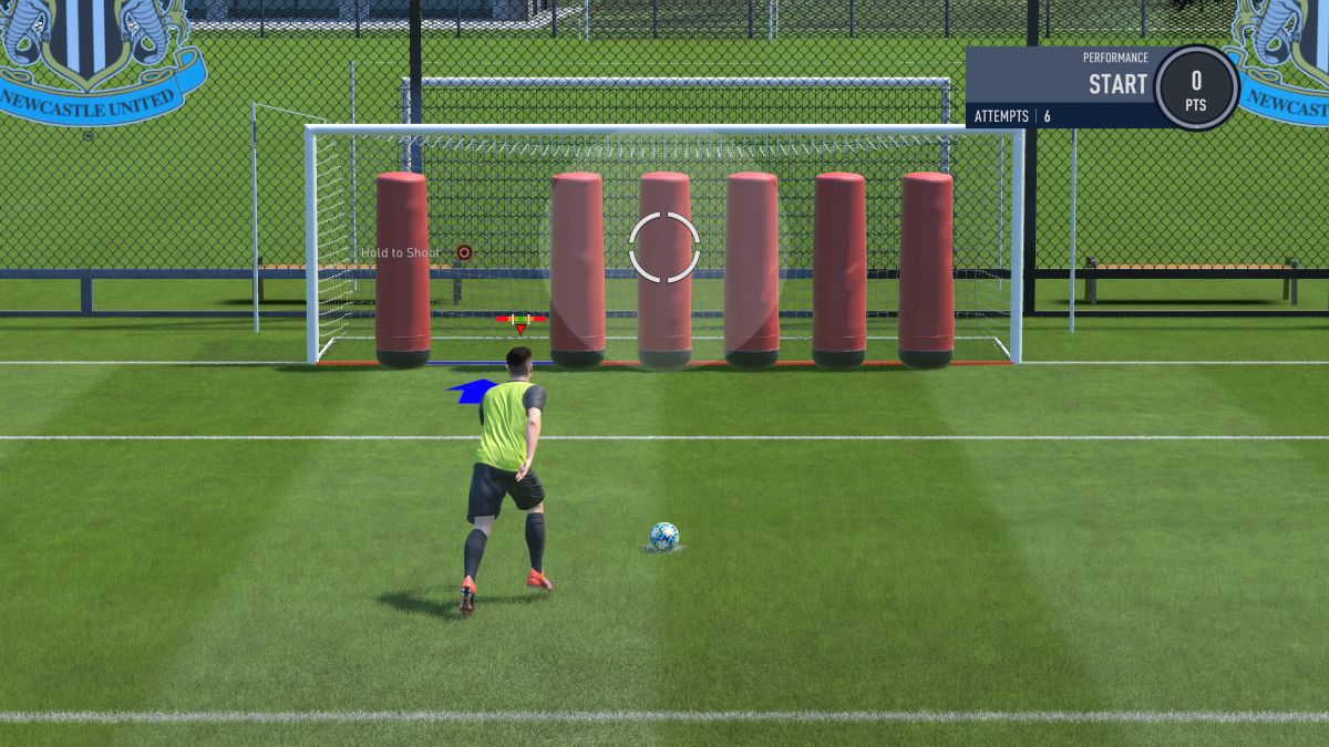 How to take penalties in FIFA 20
