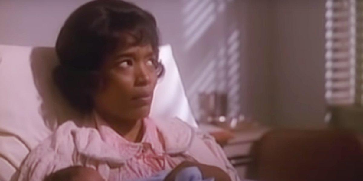 Angela Bassett in The Jacksons: An American Dream