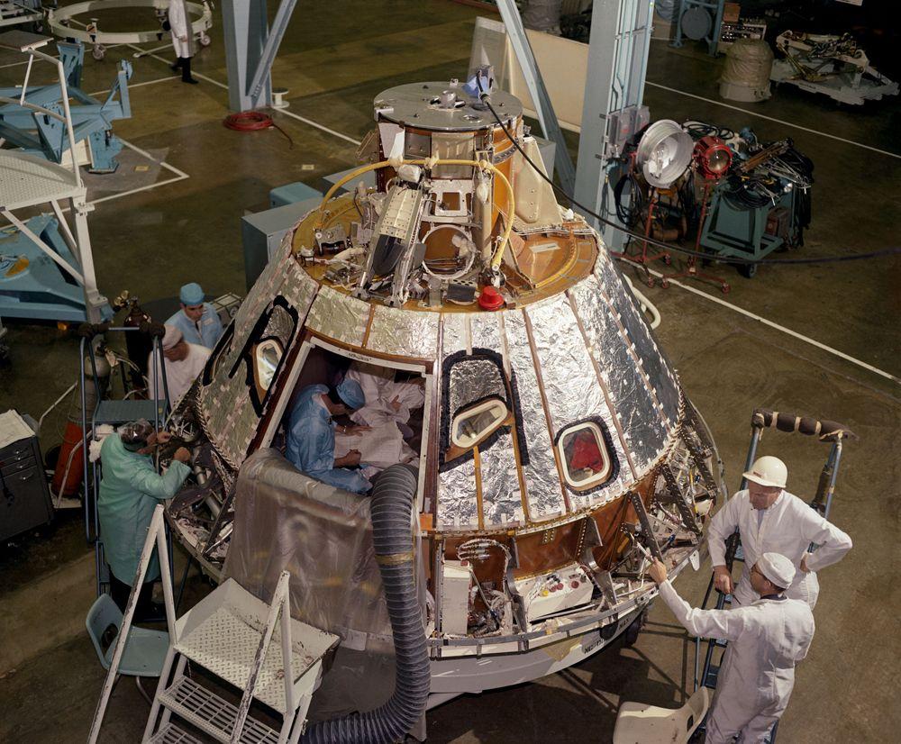 Photos of the Apollo 1 Fire: NASA's First Disaster | Space