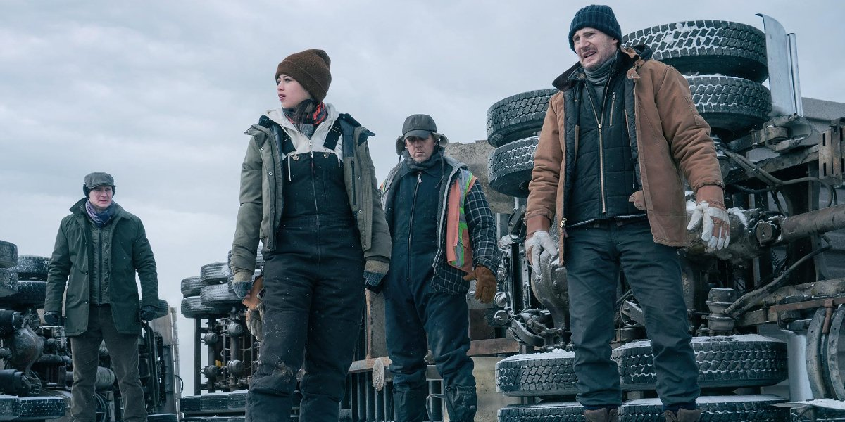 The Ice Road cast