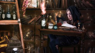 Harry Potter home photography