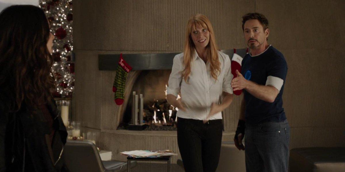 Surprise, Iron Man 3 Is A Secret Christmas Carol Remake