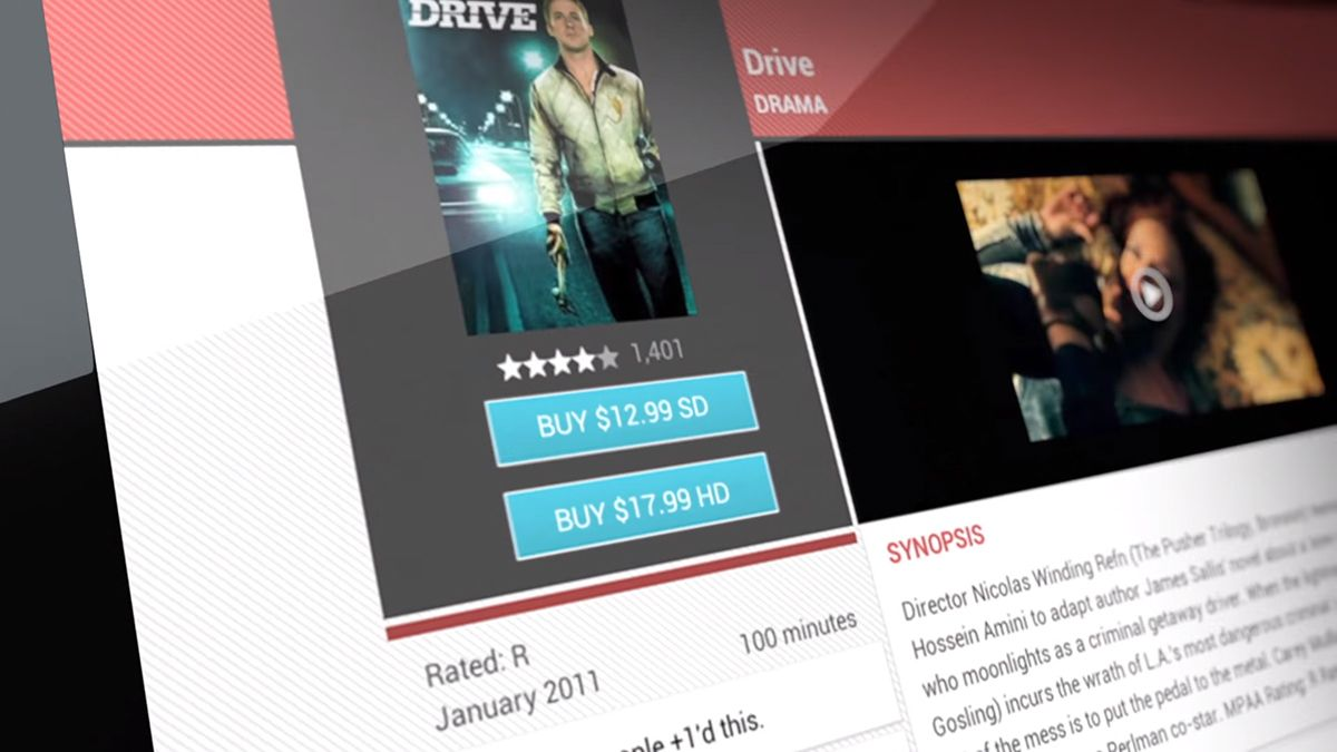 Digital movie services ranked: where to buy your films online | T3