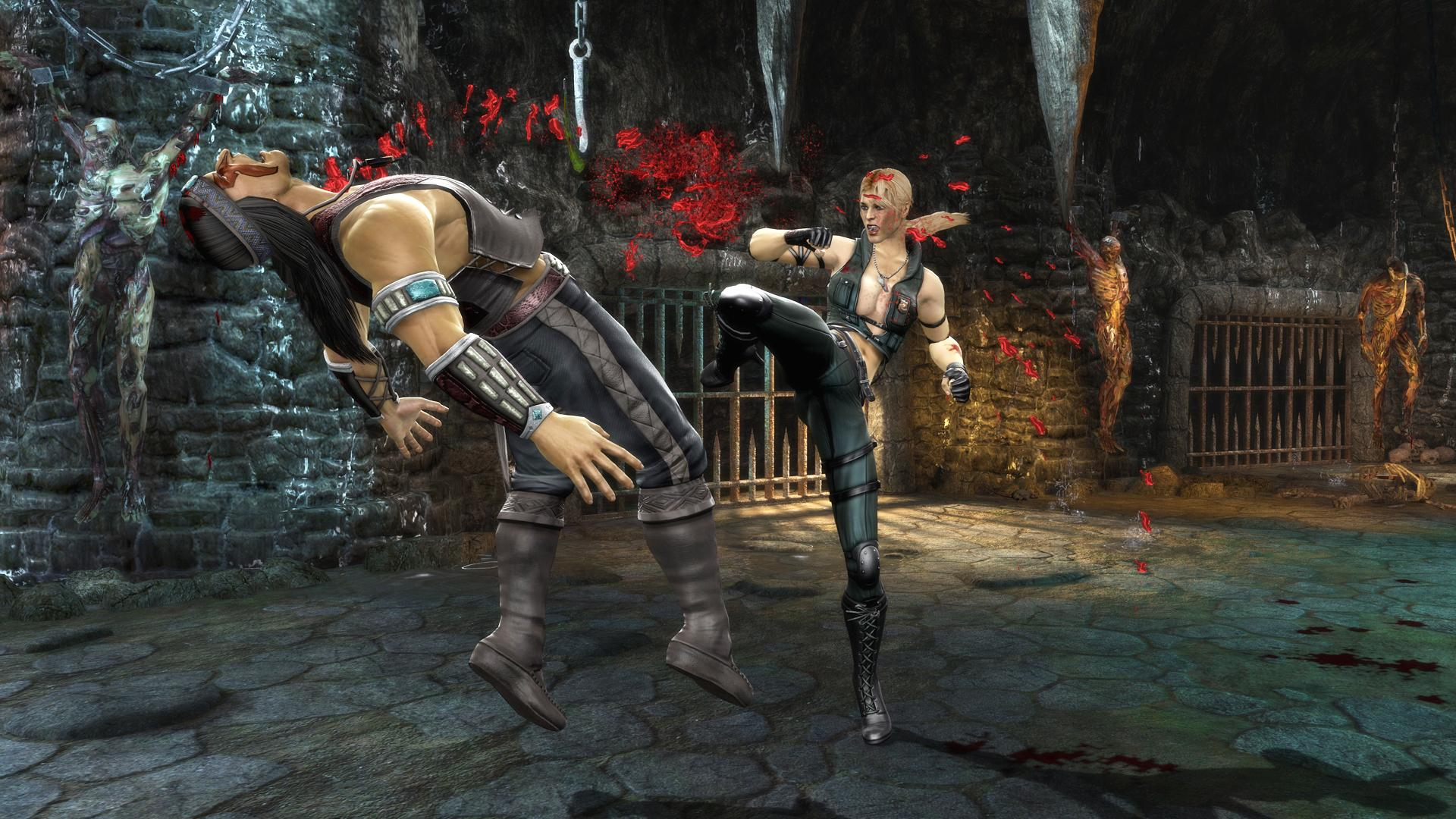 Mortal Kombat Fatality And Babality List Gamesradar