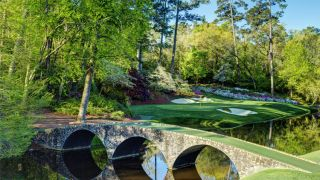 Masters Tournament Augusta National Golf Course