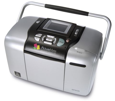 Epson Picturemate 500 Techradar