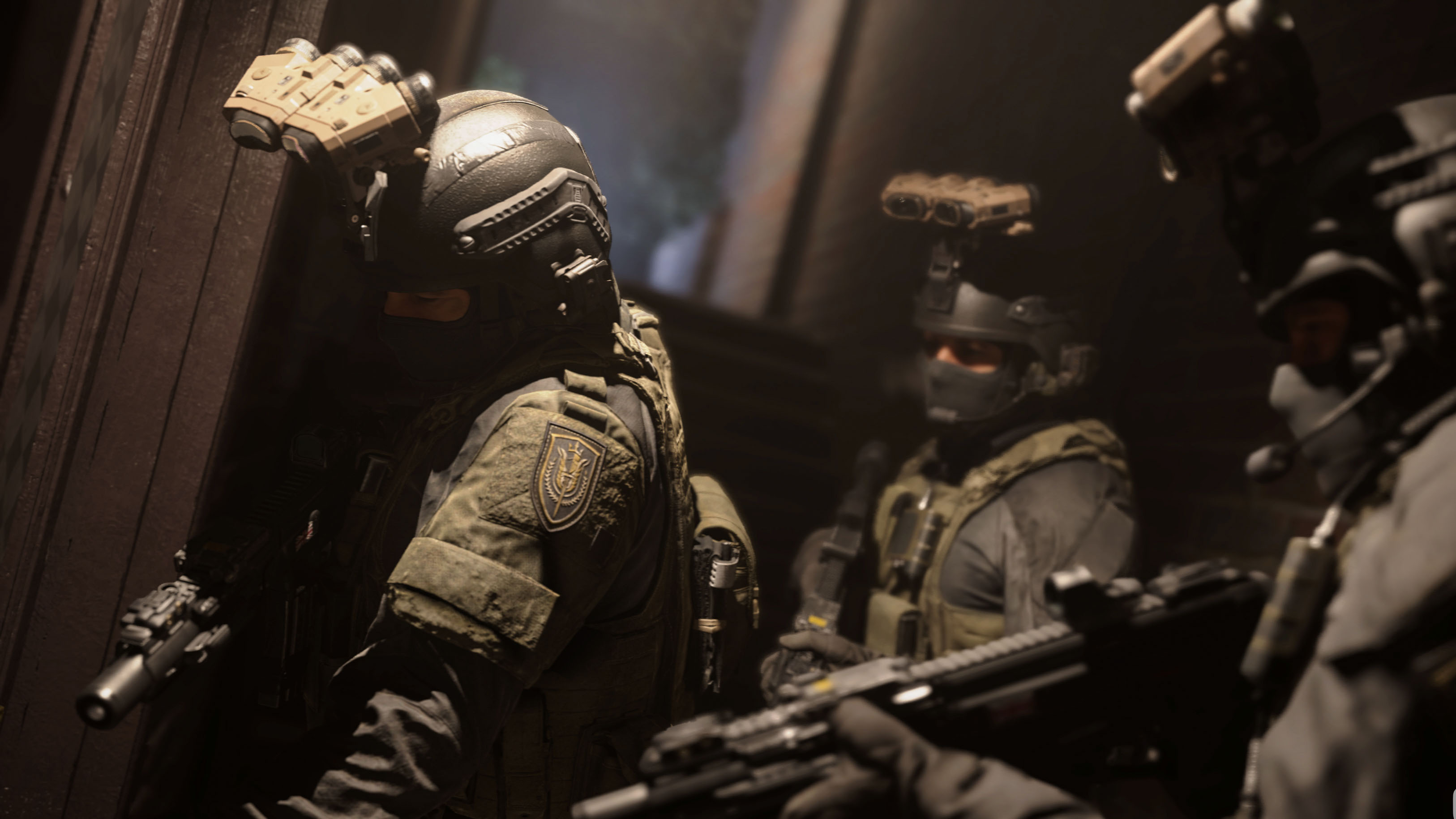 Call of Duty: Modern Warfare is currently in development for PS4, Xbox One, and PC.