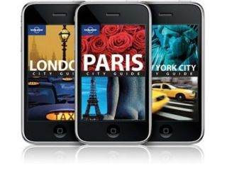 Lonely Planet app expands on iTunes