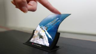 LG confirms its flexible smartphone display is on its way