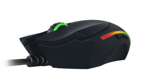 Razer Diamondback 3/4-view