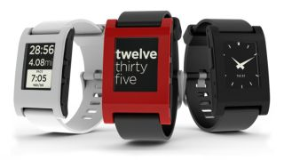 Pebble smartwatch gets a price drop and UK release