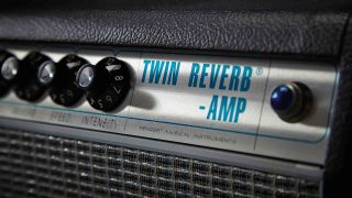 Which of Fender's classic amps will be emulated first, we wonder?
