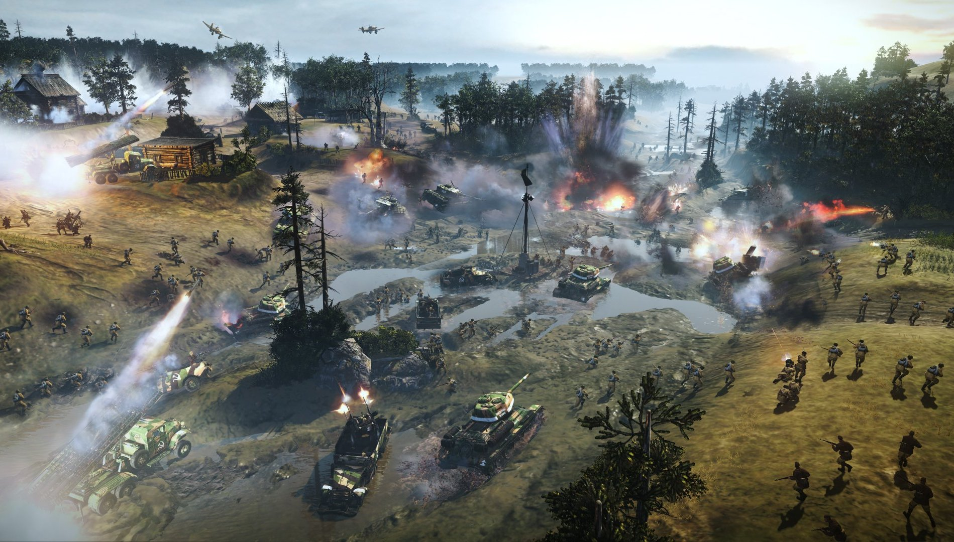 Company Of Heroes 2 Updates With Steam Workshop Free Maps And