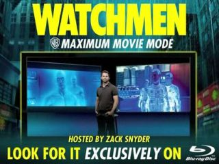 Watch the Watchmen in MAXIMUM MOVIE MODE!!