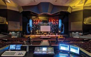 Morgan Sound Upgrades Washington Church with NEXO System