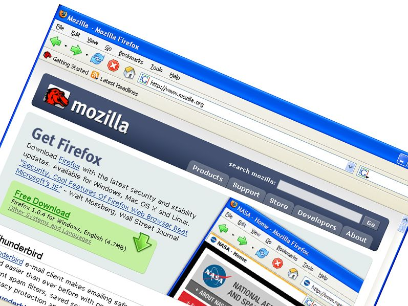 Firefox 2 and 1 5 security updates out | TechRadar