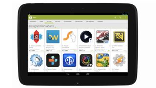 Tablet optimised apps to get top billing in new Google Play store listings