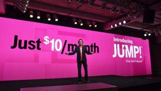 T-Mobile sales