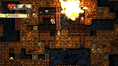 spelunky review pc gamer