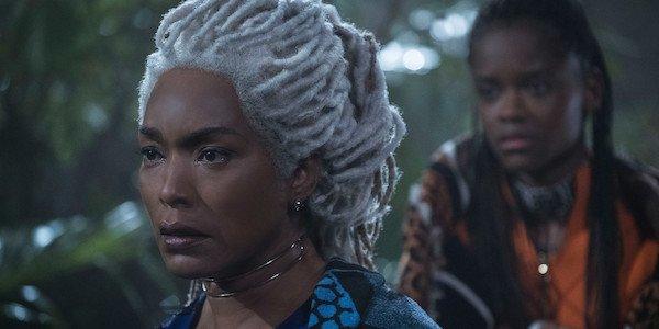 Queen Ramonda Black Panther