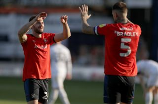 Luton Town v Derby County – Sky Bet Championship – Kenilworth Road