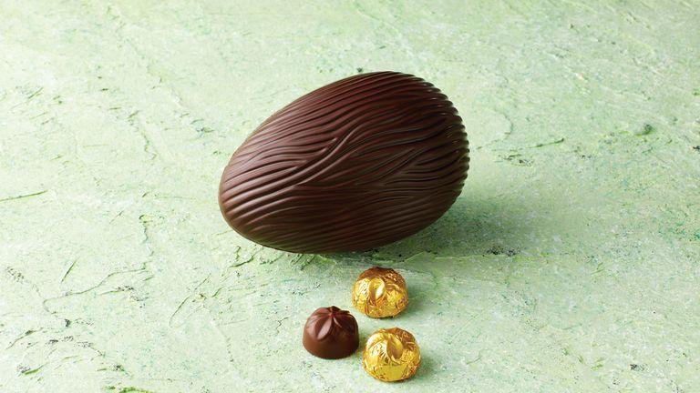 Aldi Vegan Easter Egg