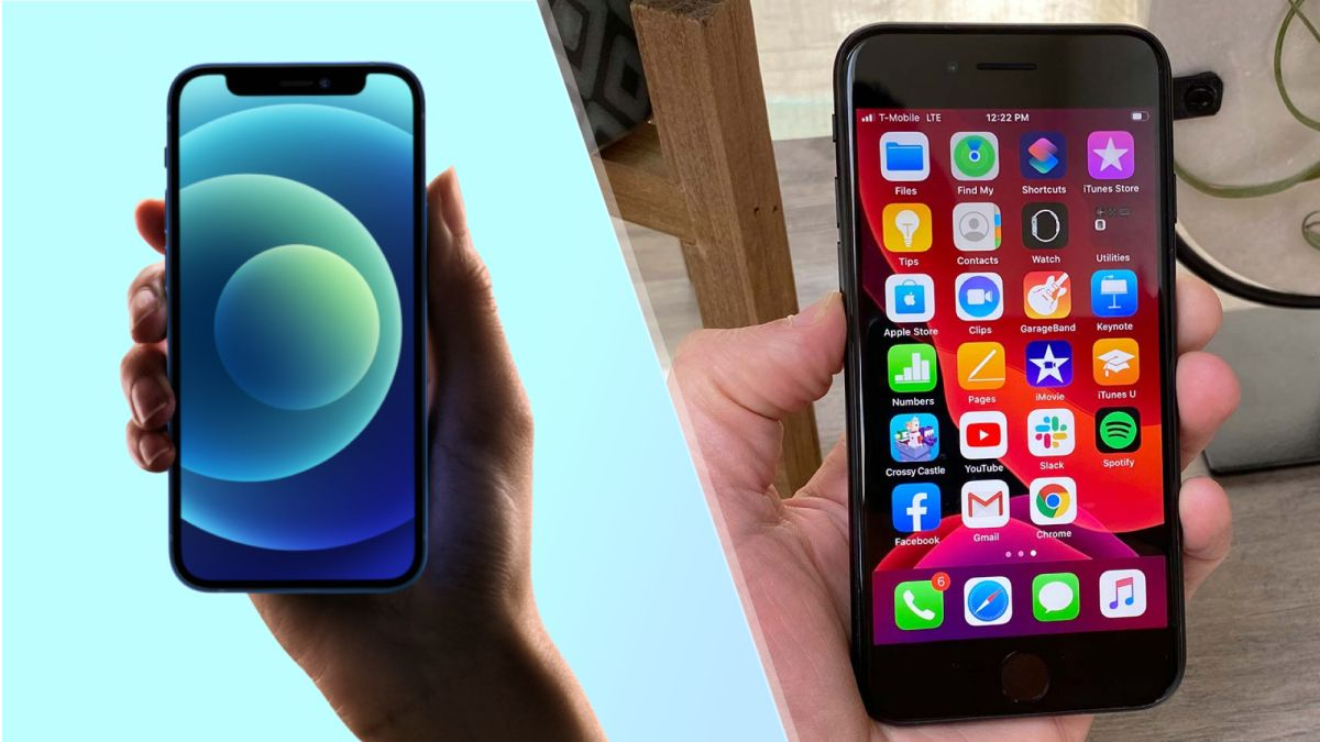 iPhone 12 mini vs iPhone SE: Which small phone is best?