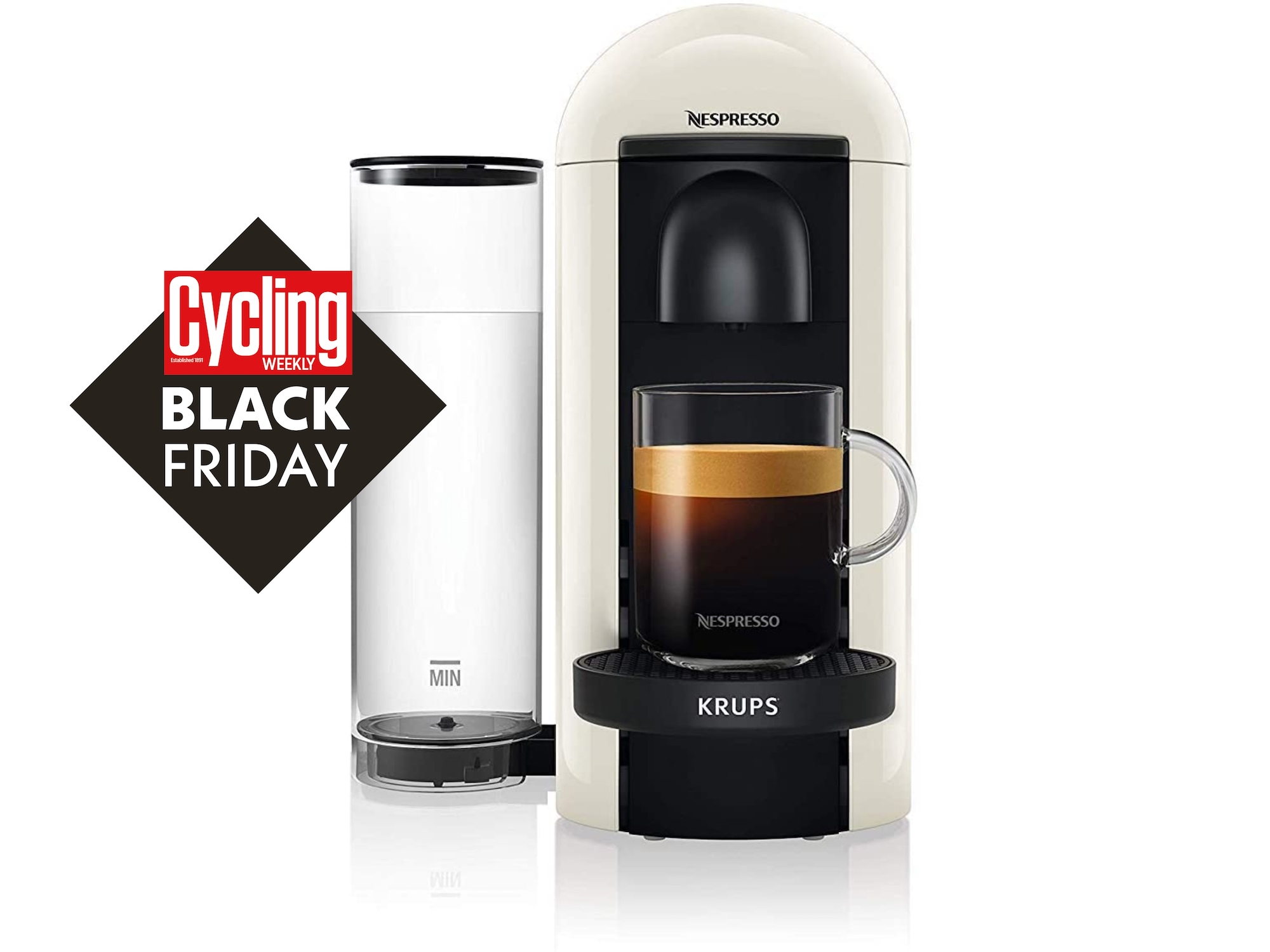 Black Friday savings for coffee addicted cyclists: with cut prices on Nespresso, Sage and more - Cycling Weekly