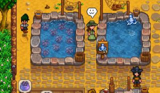 Stardew Valley fish ponds