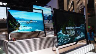 Samsung sells three TVs every second